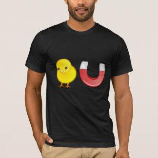 Camisa do ímã do pintinho