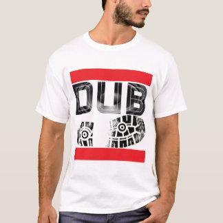 Camisa do impressão da ETAPA do Dub