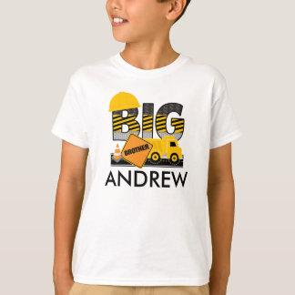 Camisa do irmão da construção | da camisa | do big