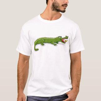Camisa do jacaré