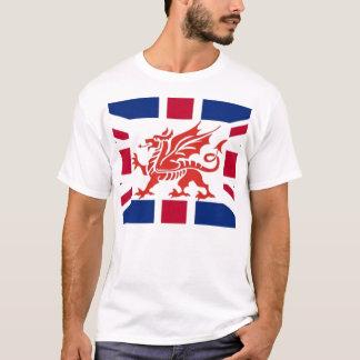 camisa do jaque de união