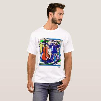 Camisa do jazz do divertimento