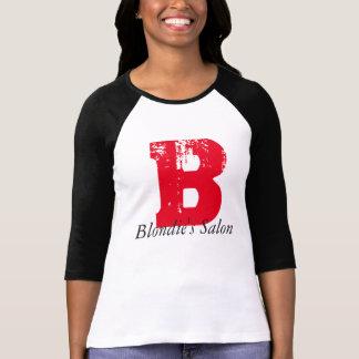 Camisa do jérsei de Blondie T-shirts