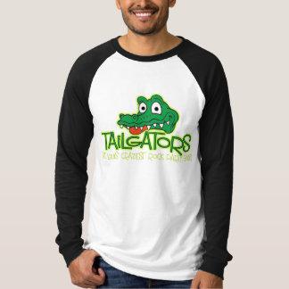 Camisa do jérsei de Tailgators