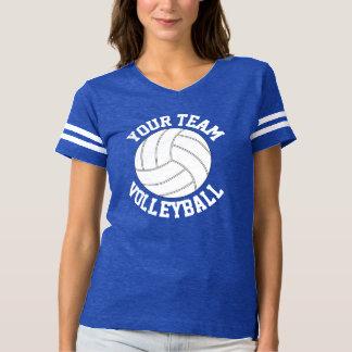 Camisa do jérsei do voleibol dos azuis marinhos &