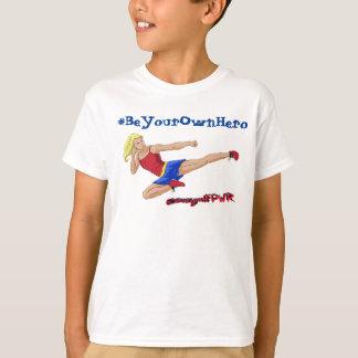Camisa do Jessie Graff Ninja do miúdo