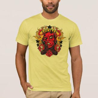 Camisa do jogador do demónio t-shirt