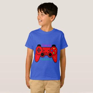 Camisa do jogo t de Daniel