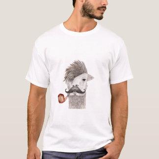 Camisa do lama T do hipster