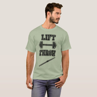 Camisa do lance de dardo do atletismo dos homens