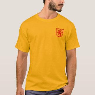 Camisa do leão de Scotland