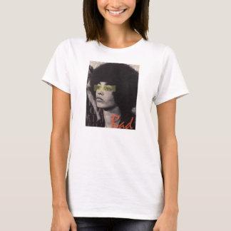 Camisa do legado T de Angela Davis