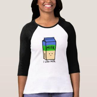 Camisa do leite