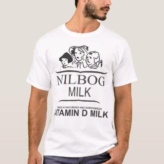 Camisa do leite de NILBOG