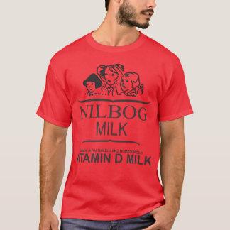 Camisa do leite de NILBOG (edição vermelha