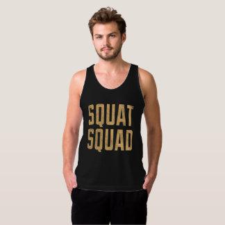 Camisa do levantamento de peso da malhação do Gym