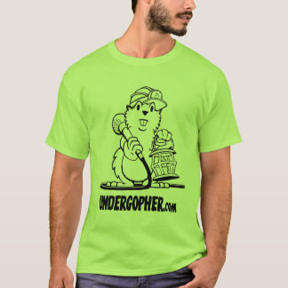 Camisa do limão de Undergopher