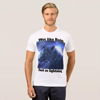 Camisa do lobo de Baller