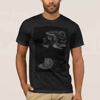 camisa do lobo solitário