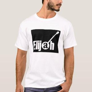 Camisa do logotipo da caixa negra