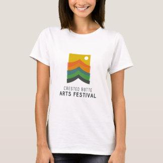 Camisa do logotipo das mulheres de CBAF