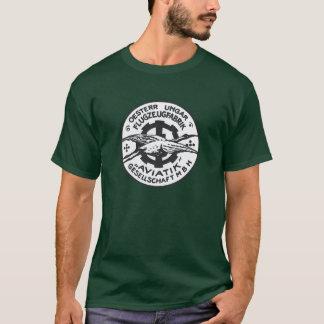 Camisa do logotipo de Aviatik