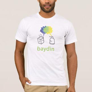 Camisa do logotipo de Baydin