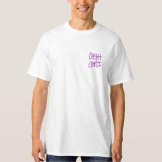 Camisa do logotipo de CA$H CARTI Camiseta