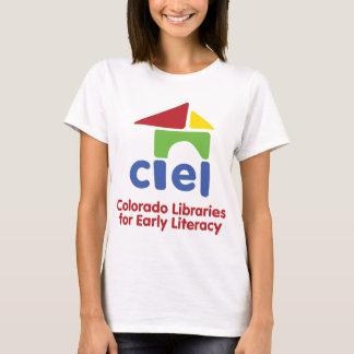 Camisa do logotipo de CLEL