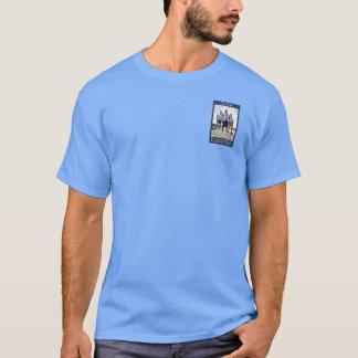 Camisa do logotipo de Clousteau da equipe