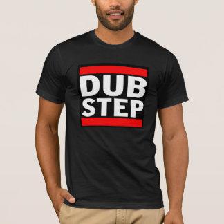 Camisa do logotipo de Dubstep
