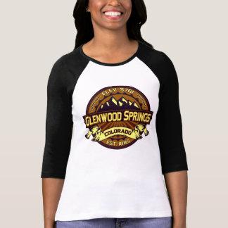 Camisa do logotipo de Glenwood vibrante