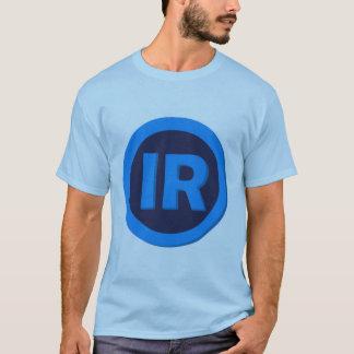 Camisa do logotipo de IanRex