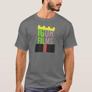 Camisa do logotipo de Igorfilms