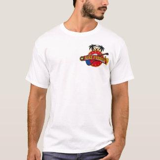 Camisa do logotipo de Mike Parrish