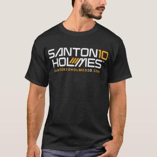 Camisa do logotipo de Santonio Holmes