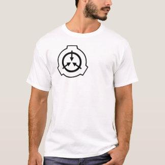 Camisa do logotipo de SCP