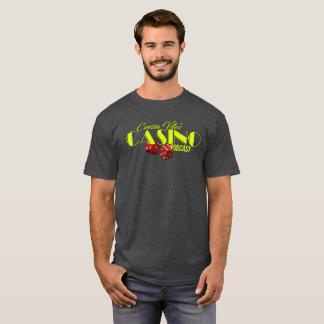 Camisa do logotipo do casino de Vito do primo