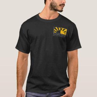 Camisa do logotipo do RF