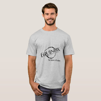 Camisa do logotipo T
