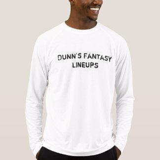 Camisa do longsleeve dos Esportes-Tek dos homens
