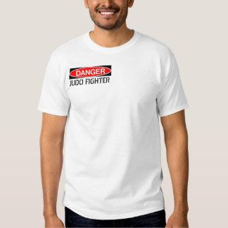 Camisa do LUTADOR do JUDO Tshirt