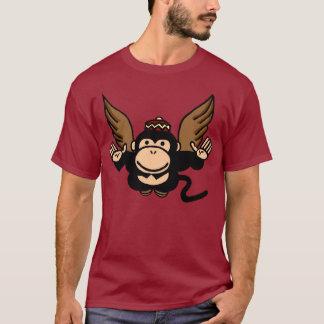 Camisa do macaco do vôo