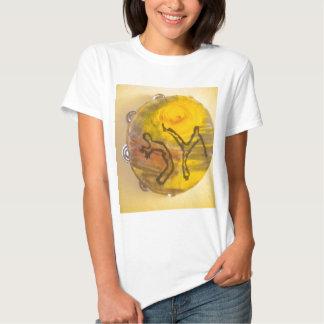 camisa do machado da paixão da música do capoeira t-shirts