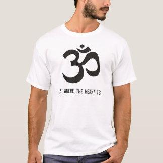 Camisa do mar do ohm