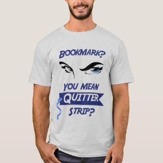 Camisa do marcador