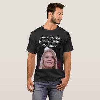 Camisa do massacre de Kellyanne Conway Bowling