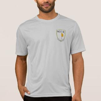 Camisa do membro de WSTR - logotipo da cor