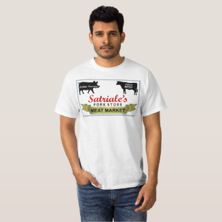 Camisa do mercado de carne de Satriale revisada