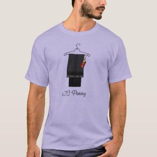 Camisa do mercado de valores de acção de JC Penny